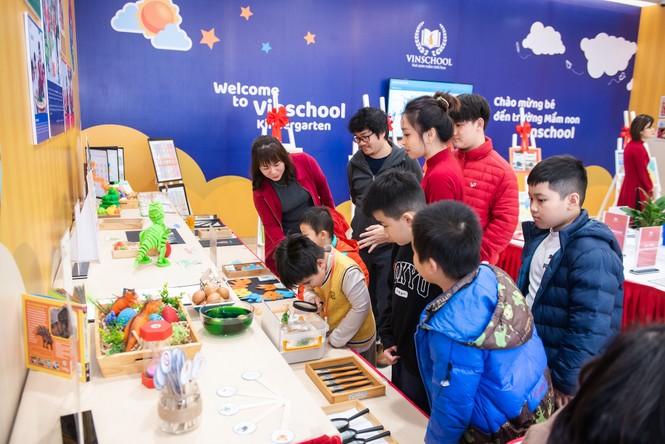 Vinschool mang chương trình giáo dục mầm non quốc tế tới Thanh Hóa - ảnh 1