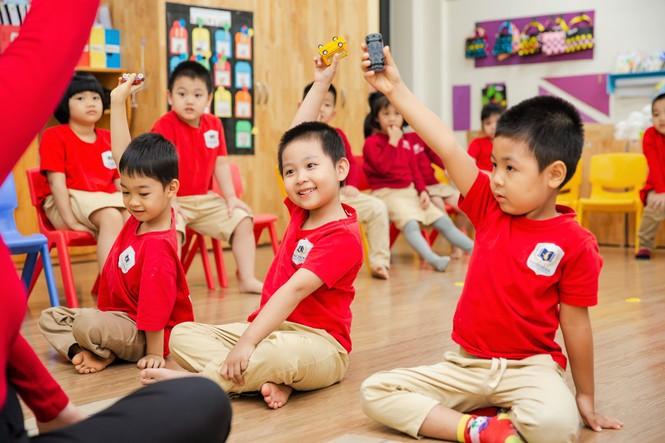 Vinschool mang chương trình giáo dục mầm non quốc tế tới Thanh Hóa - ảnh 3