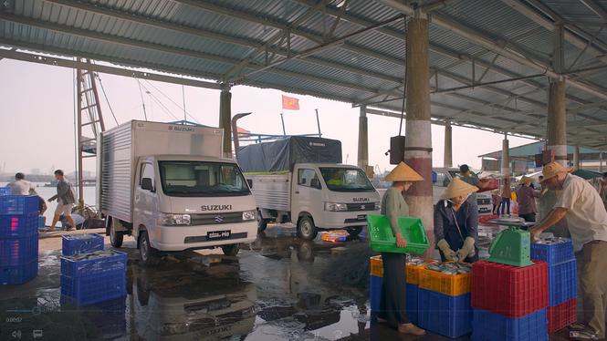 Muôn kiểu 'khởi nghiệp' bằng xe tải nhẹ giữa đại dịch Covid-19 - ảnh 4
