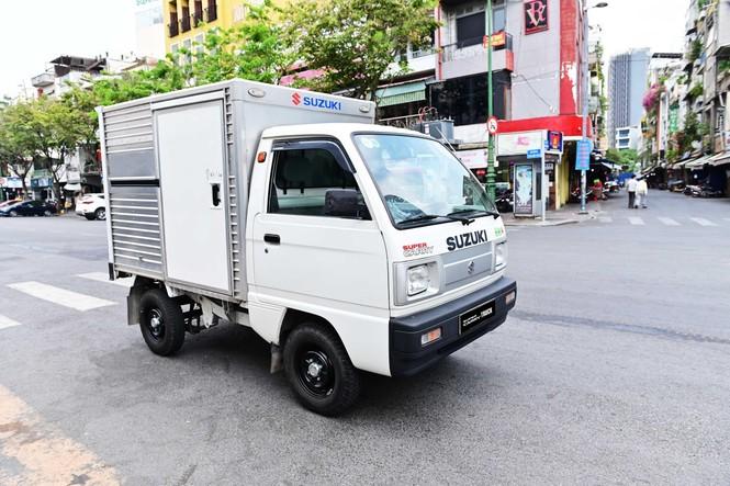 Muôn kiểu 'khởi nghiệp' bằng xe tải nhẹ giữa đại dịch Covid-19 - ảnh 5