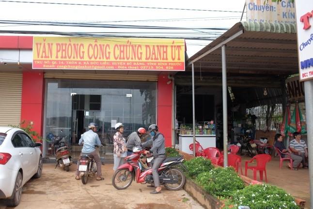 Chuyện lạ ở Bình Phước: Doanh nghiệp năn nỉ xin được phạt - ảnh 1