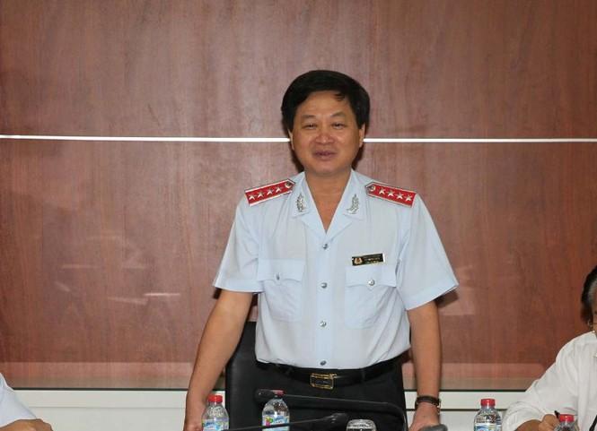 Tổng Thanh tra Chính phủ làm việc tại Bình Dương - ảnh 2