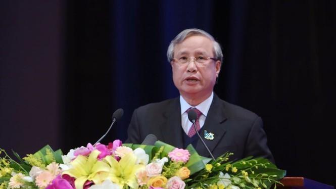 Đại hội Hội LHTN Việt Nam lần thứ VIII - ảnh 1