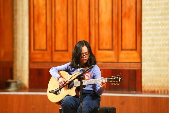 Chung kết cuộc thi 'Tìm kiếm tài năng Guitar trẻ năm 2019' - ảnh 2