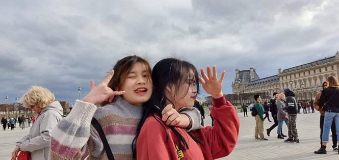 Cuộc sống tự cách ly của du học sinh Việt Nam tại Pháp  - ảnh 2