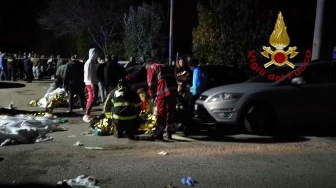 Hỗn loạn trong hộp đêm, 6 người chết, 120 người bị thương - ảnh 3