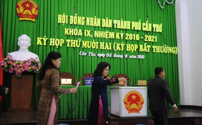 Ông Lê Quang Mạnh làm Chủ tịch UBND thành phố Cần Thơ - ảnh 1