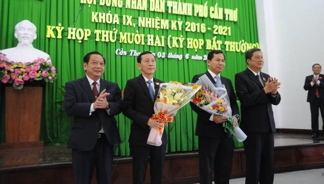 Ông Lê Quang Mạnh làm Chủ tịch UBND thành phố Cần Thơ - ảnh 3
