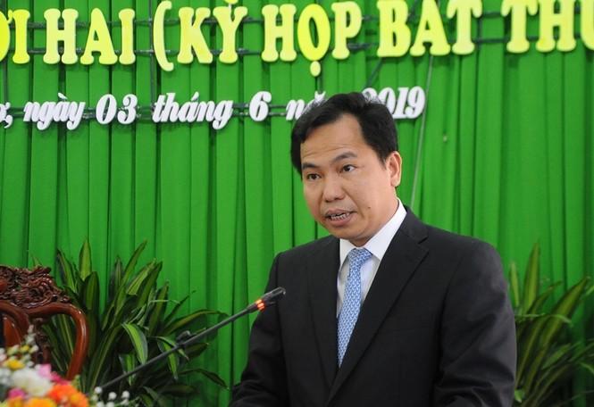 Ông Lê Quang Mạnh làm Chủ tịch UBND thành phố Cần Thơ - ảnh 2