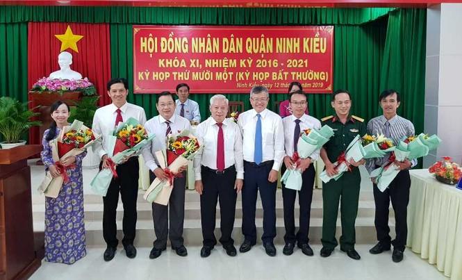 Cần Thơ: Quận Ninh Kiều có tân Chủ tịch và Phó Chủ tịch 39 tuổi - ảnh 1