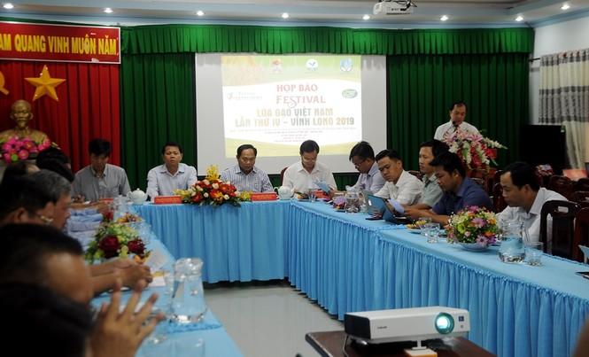 Hơn 800 gian hàng tham gia Festival Lúa gạo Việt Nam lần IV - ảnh 1