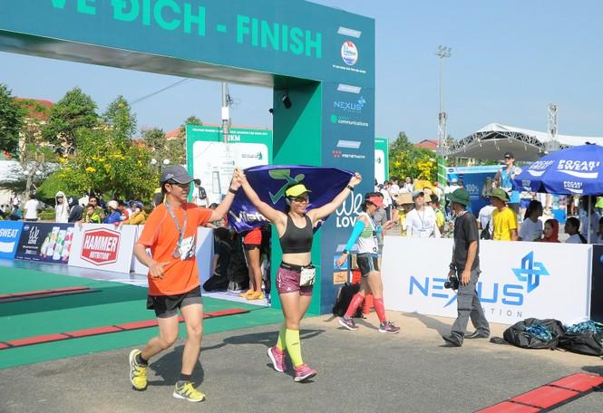 Gần 6.800 người chạy Marathon 'chống biến đổi khí hậu' ở Hậu Giang - ảnh 2