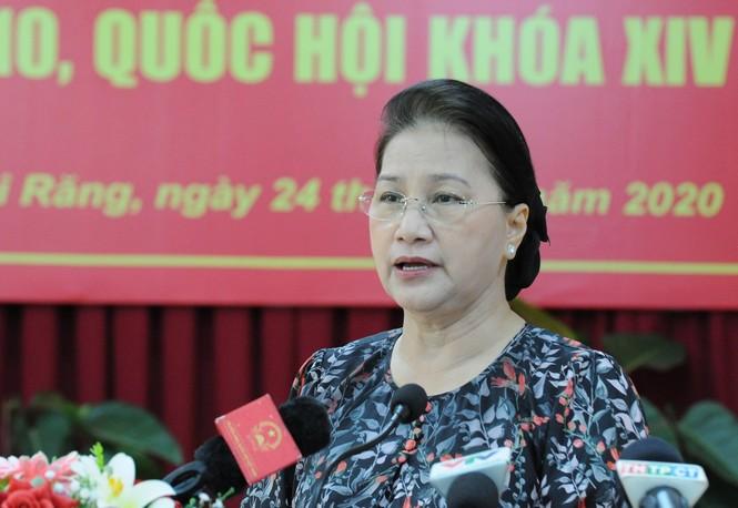 Chủ tịch Quốc hội trả lời cử tri về vụ án Hồ Duy Hải - ảnh 2