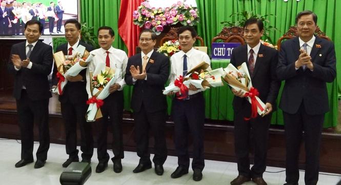 Cần Thơ bầu 1 Phó Chủ tịch HĐND và 3 Phó Chủ tịch UBND thành phố - ảnh 1
