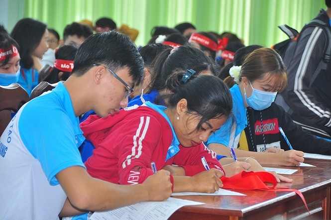 Tưng bừng Chủ nhật Đỏ tại Kiên Giang - ảnh 5