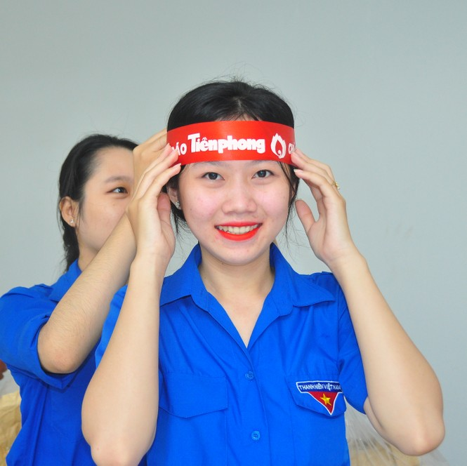 Tưng bừng Chủ nhật Đỏ tại Kiên Giang - ảnh 1