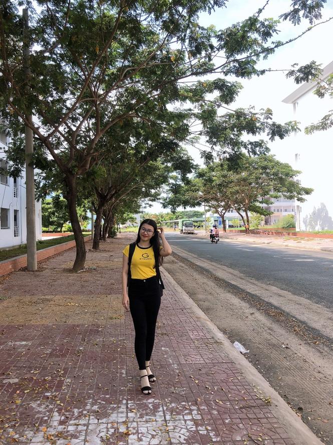 Nữ sinh ĐH Kiên Giang trưởng thành từ công tác Đoàn  - ảnh 5