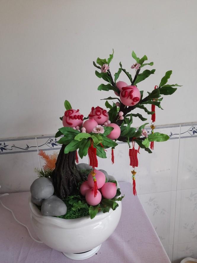 Tình yêu hoa từ đất sét của nữ thạc sỹ 9X ở Cần Thơ - ảnh 8