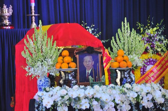 Lãnh đạo Đảng, nhà nước viếng nguyên Phó thủ tướng Trương Vĩnh Trọng - ảnh 4