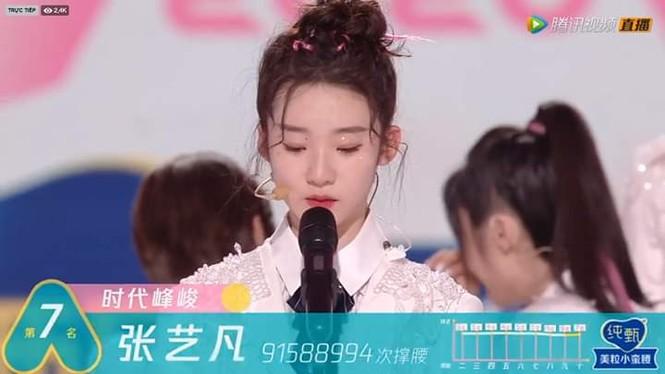 """Tranh cãi chung kết """"Sáng Tạo Doanh 2020"""": Thực chất vị trí số 7 là của Từ Nghệ Dương? - ảnh 1"""