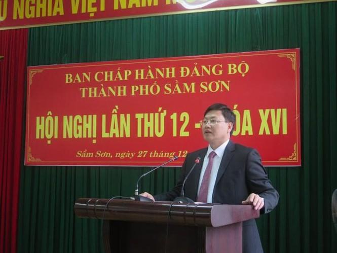 HĐND tỉnh Thanh Hoá họp bất thường bầu bổ sung Phó Chủ tịch UBND tỉnh - ảnh 1