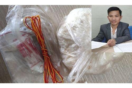 Phát hiện hành khách mang kíp nổ trong hành lý ở sân bay Thọ Xuân - ảnh 1