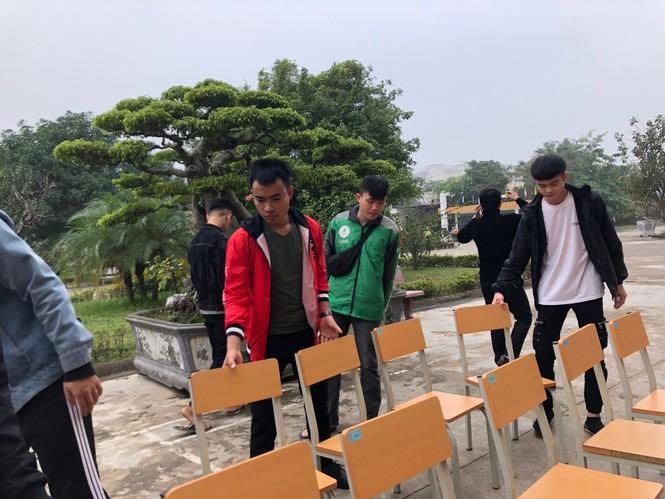 Trường Đại học Văn hoá thể thao và du lịch Thanh Hoá sẵn sàng Chủ nhật Đỏ - ảnh 3
