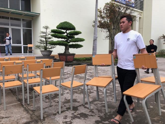 Trường Đại học Văn hoá thể thao và du lịch Thanh Hoá sẵn sàng Chủ nhật Đỏ - ảnh 4