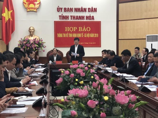 Thanh Hóa thông tin về việc Cựu Phó chủ tịch xin chuyển công tác - ảnh 1
