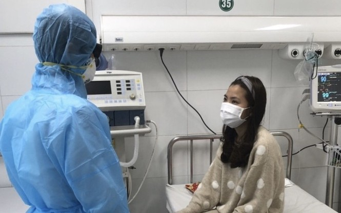 Bệnh nhân dương tính vi rút corona tại Thanh Hoá xuất viện - ảnh 1