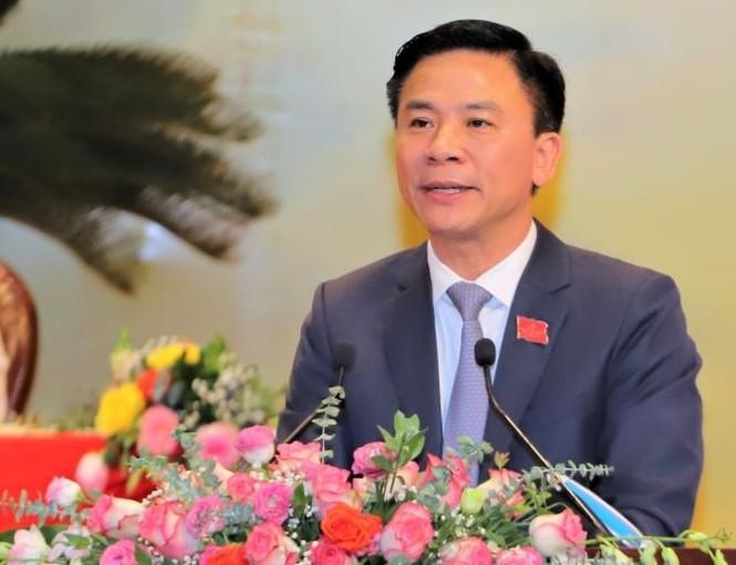 Tân Bí thư Tỉnh ủy Thanh Hóa kêu gọi sự đồng tâm hiệp lực - ảnh 2