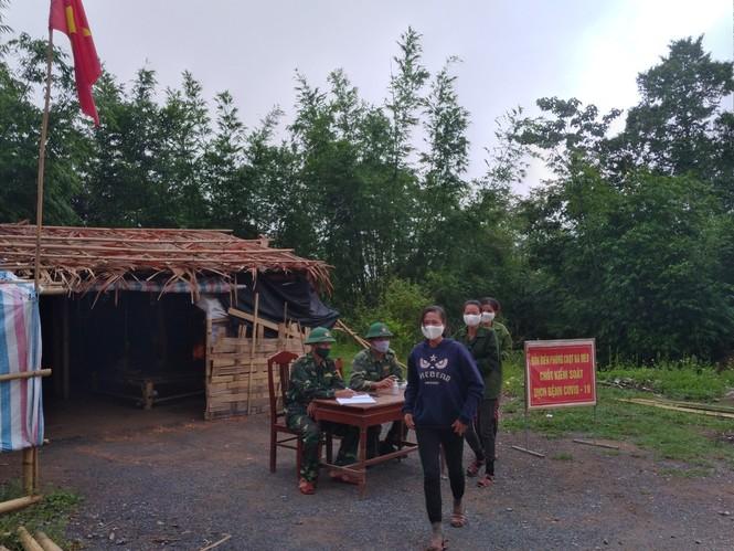 Thanh Hoá tạm dừng tiếp nhận công dân nhập cảnh về nước cách ly tự nguyện - ảnh 1