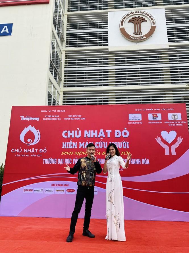 Sẵn sàng cho ngày Chủ Nhật Đỏ tại Thanh Hoá - ảnh 6