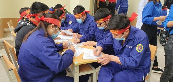 Hơn 100 đoàn viên thanh niên Z111 tham gia hiến máu tại ngày hội Chủ nhật Đỏ - ảnh 3