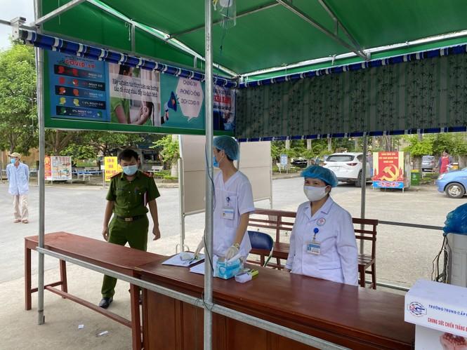 Truy vết được hơn 500 trường hợp F1, F2 tại 5 huyện ở Thanh Hoá - ảnh 1