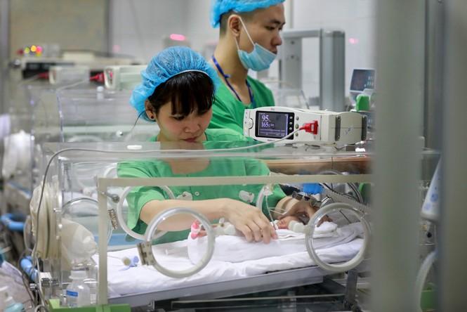 Nơi giành giật sự sống cho trẻ sinh non - ảnh 1