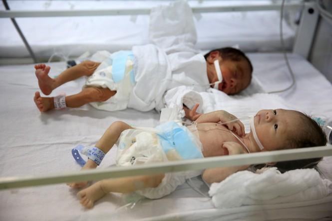 Nơi giành giật sự sống cho trẻ sinh non - ảnh 5