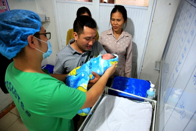Nơi giành giật sự sống cho trẻ sinh non - ảnh 13