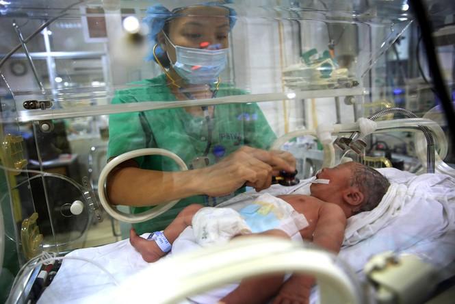 Nơi giành giật sự sống cho trẻ sinh non - ảnh 6