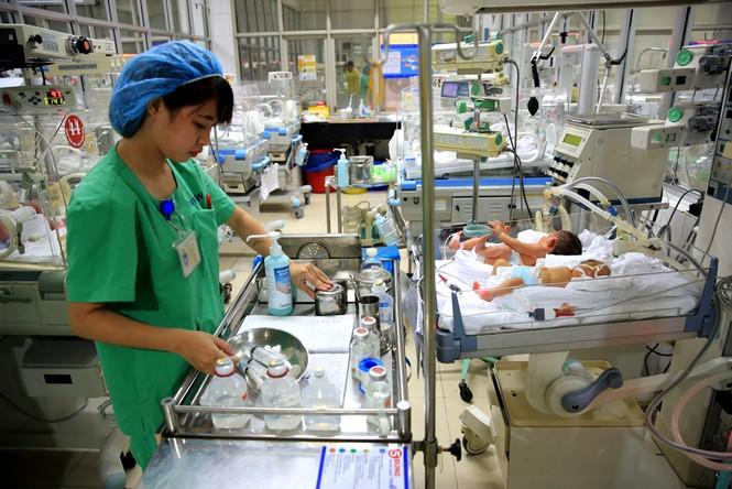 Nơi giành giật sự sống cho trẻ sinh non - ảnh 8