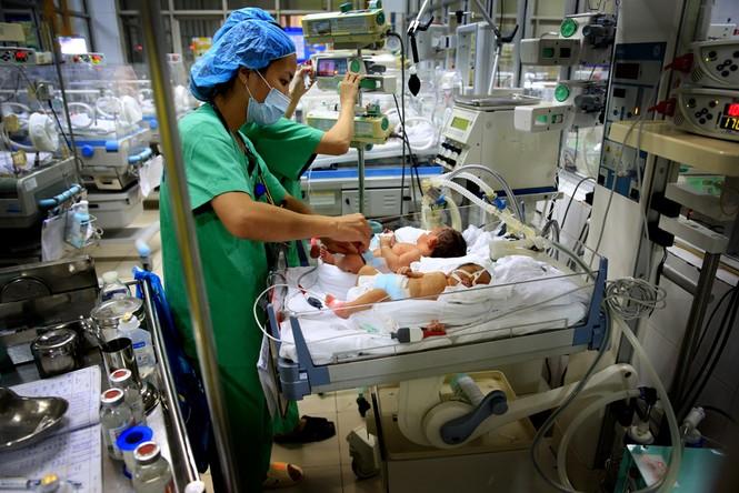 Nơi giành giật sự sống cho trẻ sinh non - ảnh 9