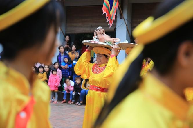 Độc đáo lễ hội trâu rơm bò rạ ngày xuân - ảnh 3