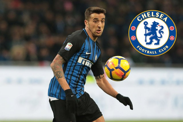 Chelsea đàm phán mua tuyển thủ Uruguay - ảnh 1