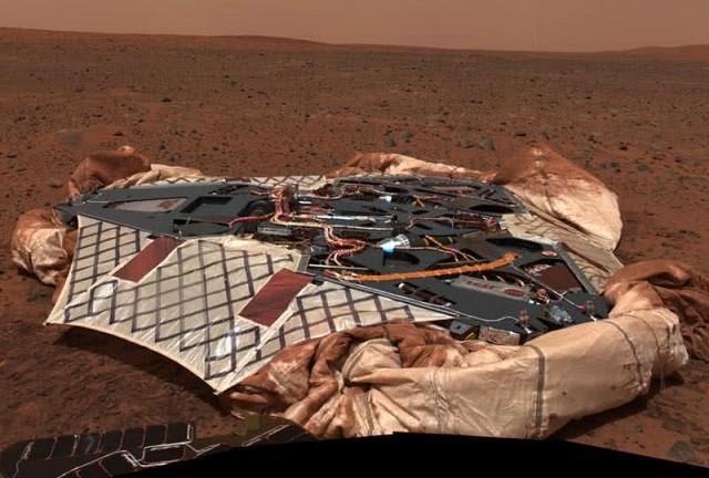 Top 7 lần chinh phục sao Hỏa của loài người  - ảnh 4