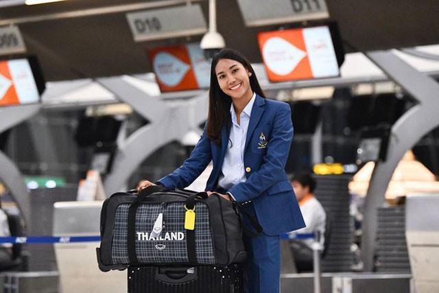 Ngắm nhan sắc ngọc nữ bóng đá Thái Lan - ảnh 1