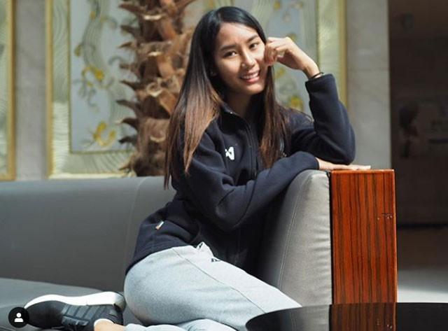 Ngắm nhan sắc ngọc nữ bóng đá Thái Lan - ảnh 4