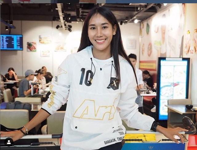 Ngắm nhan sắc ngọc nữ bóng đá Thái Lan - ảnh 6