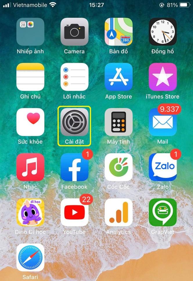Hướng dẫn bật tính năng Back Tap trên iOS 14 - ảnh 1