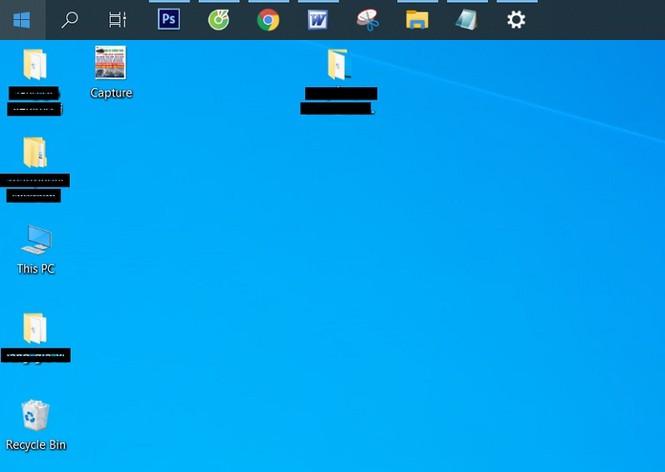 Hướng dẫn chuyển vị trí thanh taskbar trên Windows 10 - ảnh 3