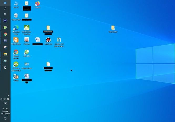 Hướng dẫn chuyển vị trí thanh taskbar trên Windows 10 - ảnh 4